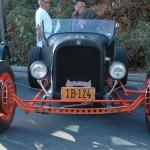 27 Track Roadster